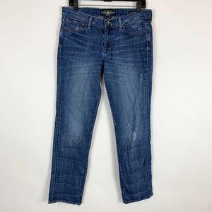 Lucky Brand Jeans Women's Size 8 29 Sweet 'N Strai